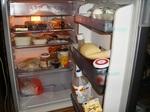 Tさん宅の冷蔵庫