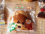 レッサーパンダのパン