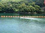 安房川で夏祭り2