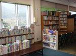 宮之浦の図書室