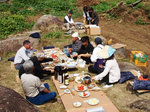 五平餅の宴