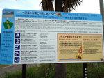 四ヶ国語の看板
