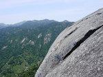 七五岳から奥岳