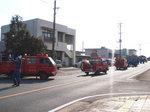 消防出初式パレード