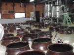 安房の焼酎工場