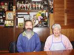 上田さん夫妻