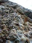 水晶の断崖絶壁