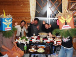 豆まきパーティー
