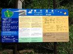 楠川温泉の看板
