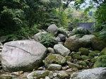 芙蓉寺への道